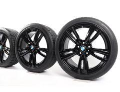 BMW Summer Wheels 3 Series F30 F31 4 Series F32 F33 F36 19 Inch Styling 442 M Double-Spoke
