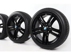 BMW Velgen met Winterbanden 1 Serie F20 F21 2 Serie F22 F23 18 Inch Styling 386 M Sterspaak
