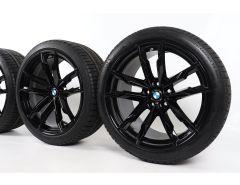 BMW Velgen met Winterbanden Z4 G29 19 Inch Styling 800 M Doppelspeiche