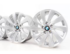 4x BMW Velgen 1 Serie F20 F21 2 Serie F22 F23 17 Inch Styling 381