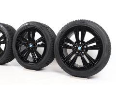 BMW Velgen met Winterbanden 1 Serie F40 2 Serie F44 17 Inch Styling 548 Doppelspeiche