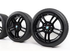 BMW Summer Wheels 1 Series E81 E82 E87 E88 18 Inch Styling 261 M Doppelspeiche