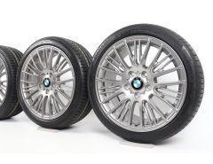 BMW Summer Wheels 1 Series F20 F21 2 Series F22 F23 18 Inch Styling 388 Radialspeiche