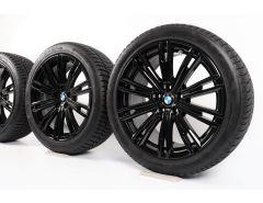 BMW Winterkompletträder 3er G20 G21 4er G22 G23 Styling 790 M Doppelspeiche