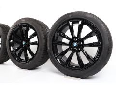 BMW Winter Wheels X3 G01 X4 G02 Styling 699 M Doppelspeiche