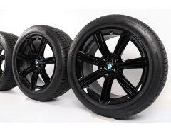 BMW Winter Wheels X5 G05 X6 G06 20 Inch Styling 736 Sternspeiche