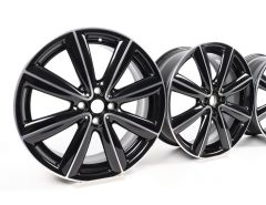 4x MINI Alloy Rims R50 R52 R53 R55 Clubman R56 R57 R58 R59 18 Inch Styling R133