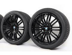 BMW Winter Wheels 5 Series G30 G31 19 Inch Styling 664 M Doppelspeiche