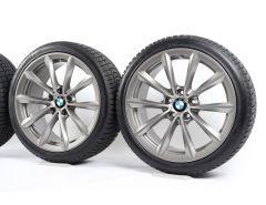BMW Winterkompletträder X1 E84 Styling 324 V-Speiche
