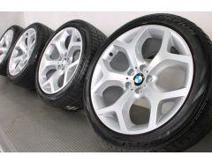 BMW Winterkompletträder X5 E70 20 Zoll Styling 214 Y-Speiche