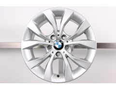 BMW Alloy Rim X1 E84 17 Inch Styling 318 V-Spoke