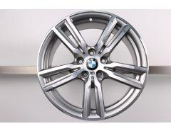 BMW Alloy Rim 2 Series F45 F46 18 Inch Styling 486 M Double-Spoke