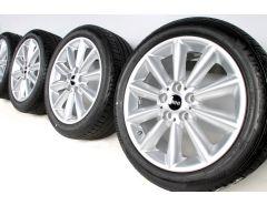MINI Summer Wheels F54 Clubman 17 Inch Styling Vent Spoke 518