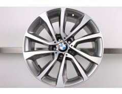 BMW Velg X5 F15 X6 F16 19 Inch Styling 595 V-spaak