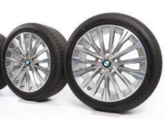 BMW Summer Wheels 1 Series F40 2 Series F44 17 Inch Styling 547 Vielspeiche
