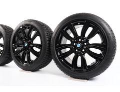 BMW Winter Wheels 2 Series F45 F46 18 Inch Styling 485 V-Spoke