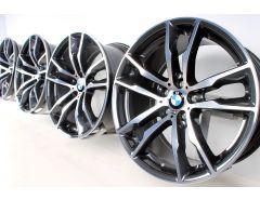 BMW Alufelgen X5M F85 X6M F86 20 Zoll Styling 611