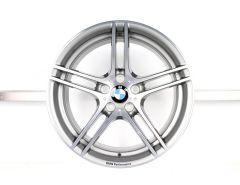 1x BMW Alufelge Z4 E89 19 Zoll Styling 313 Doppelspeiche