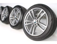 BMW Summer Wheels 6 Series G32 7 Series G11 G12 19 Inch Styling 647 M Doppelspeiche