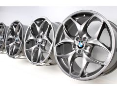 4x BMW Alufelgen X6 E71 E72 21 Zoll Styling 215