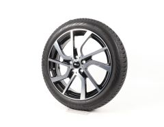 Brock Winter Wheels i3 I01 i3s I01 19 Inch Styling eB1 Turbinenstyling