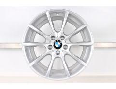 1x BMW Alufelge 5er F10 6er F06 F12 F13 19 Zoll Styling 281 V-Speiche