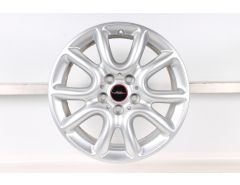 1x MINI Alufelge F55 F56 F57 17 Zoll Styling JCW Race Spoke 498