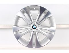 BMW Alloy Rim X1 F48 X2 F39 18 Inch Styling 567 Double-Spoke