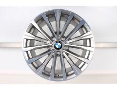 1x BMW Alufelge 3er F34 19 Zoll Styling 674 Doppelspeiche