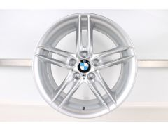 BMW Alloy Rim 18 Inch Styling 224 M Double-Spoke