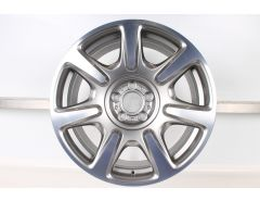 1x Rolls-Royce Alloy Rim Phantom 20 Inch Styling 7-Spoke 462