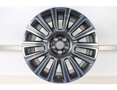 Rolls-Royce Alloy Rim Phantom 21 Inch Styling 7-Spoke 678
