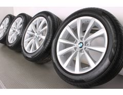 BMW Winter Wheels 6 Series G32 18 Inch Styling 642 V-Spoke