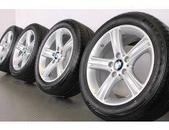BMW Summer Wheels 3 Series F30 F31 4 Series F32 F33 F36 17 Inch Styling 393 Sternspeiche
