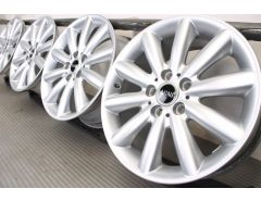 4x MINI Alloy Rims F55 F56 F57 17 Inch Styling 499