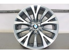 BMW Alloy Rim 5 Series F07 7 Series F01 F02 19 Inch Styling 315 Y-Spoke