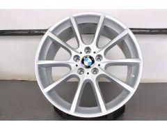 BMW Alufelge 5er F10 F11 6er F06 F12 F13 20 Zoll Styling 281 V-Speiche