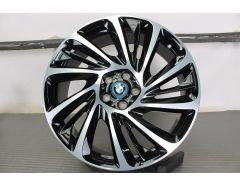 BMW Alloy Rim i8 I12 I15 20 Inch Styling 625 Turbine-spoke