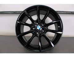 BMW Alufelge 5er F10 6er F06 F12 F13 19 Zoll Styling 281 V-Speiche
