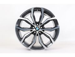 BMW Alloy Rim X3 G01 X4 G02 20 Inch Styling 695 Y-Spoke