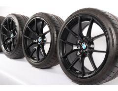 BMW Summer Wheels M4 F82 F83 M3 F80 19 Inch Styling 763 M Y-Spoke