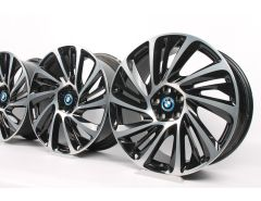 BMW Alufelgen i8 I12 I15 20 Zoll Styling 625