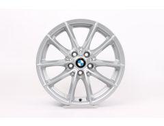 1x BMW Alufelge 5er G30 G31 6er G32 7er G11 G12 18 Zoll Styling 618 V-Speiche
