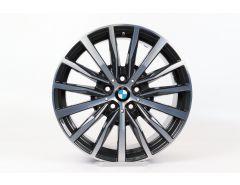 BMW Alufelge 1er F40 2er F44 18 Zoll Styling 488 Vielspeiche