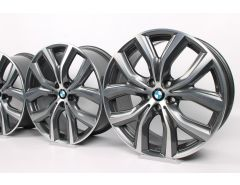 BMW Alloy Rims X1 F48 X2 F39 19 Inch Styling 511