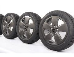 MINI All-Season Wheels F55 F56 F57 16 Inch Styling Revolite Spoke 517