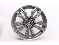BMW Alloy Rim 7 Series G11 G12 20 Inch Styling 760 M Double-Spoke