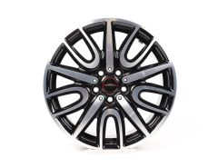 MINI Velg F60 Countryman 18 Inch Styling JCW Black Thrill Spoke 529