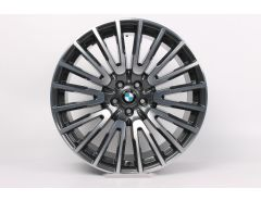 BMW Alloy Rim 6 Series G32 7 Series G11 G12 21 Inch Styling 629 Multi-Spoke