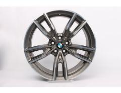 1x BMW Alufelge 3er F30 F31 19 Zoll Styling 792 M Doppelspeiche